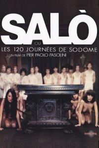 """Affiche du film """"Salò ou les 120 journées de Sodome"""""""