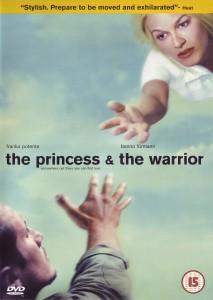 """Affiche du film """"La Princesse et le Guerrier"""""""