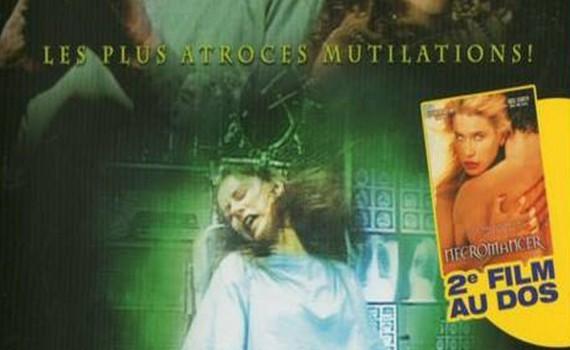 "Affiche du film ""Transplantations"""