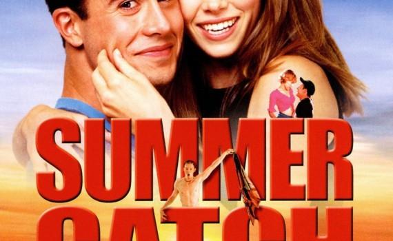 """Affiche du film """"Summer Catch"""""""