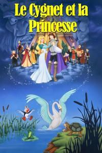 """Affiche du film """"Le Cygne et la princesse"""""""