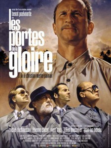 """Affiche du film """"Les Portes de la gloire"""""""