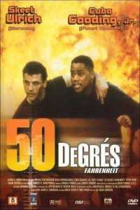 """Affiche du film """"50 Degrés Fahrenheit"""""""