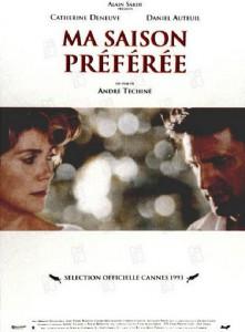 """Affiche du film """"Ma Saison Préférée"""""""