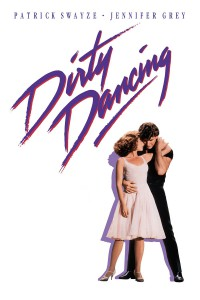 "Affiche du film ""Dirty Dancing"""