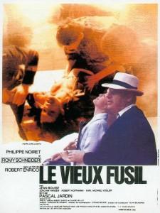 """Affiche du film """"Le vieux fusil"""""""