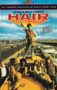 """Affiche du film """"Hair"""""""
