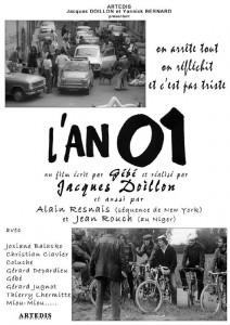"""Affiche du film """"L'an 01"""""""