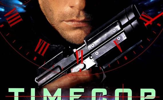 "Affiche du film ""Timecop"""