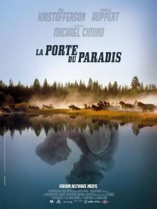 """Affiche du film """"La Porte du Paradis"""""""