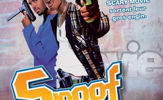 "Affiche du film ""Spoof movie"""