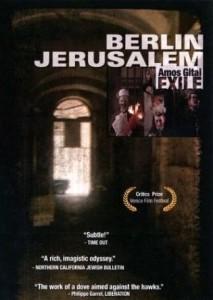"Affiche du film ""Berlin-Yerushalaim"""