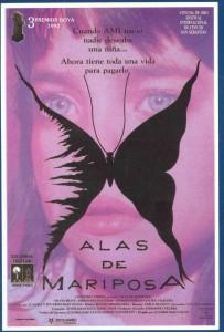 """Affiche du film """"Alas de mariposa"""""""