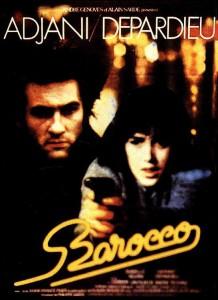 "Affiche du film ""Barocco"""