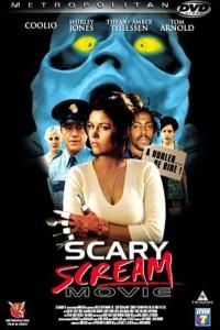"Affiche du film ""Scary scream movie"""