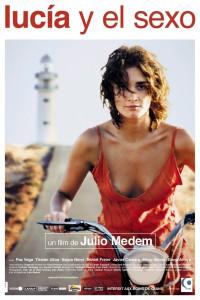 """Affiche du film """"Lucia et le sexe"""""""