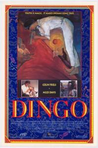 """Affiche du film """"Dingo"""""""