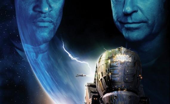 """Affiche du film """"Le vaisseau de l'au-delà"""""""