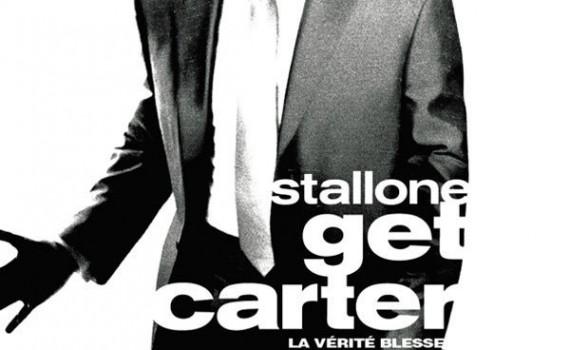 """Affiche du film """"Get Carter"""""""