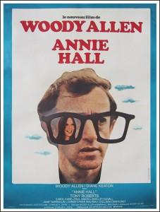"""Affiche du film """"Annie Hall"""""""