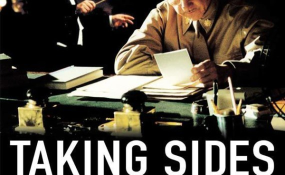 "Affiche du film ""Taking sides, le cas Furtwängler"""