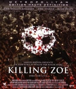 "Affiche du film ""Killing Zoe"""