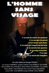 """Affiche du film """"Nuits Rouges"""""""