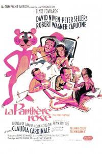"""Affiche du film """"La Panthère rose"""""""