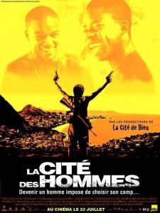 """Affiche du film """"La Cité des hommes"""""""
