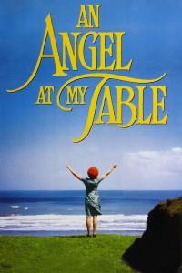 """Affiche du film """"Un ange à ma table"""""""