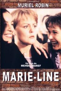 """Affiche du film """"Marie-Line"""""""