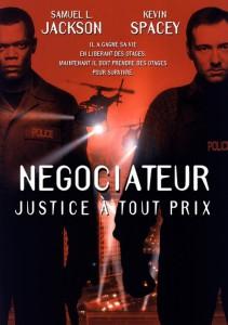 """Affiche du film """"Négociateur"""""""