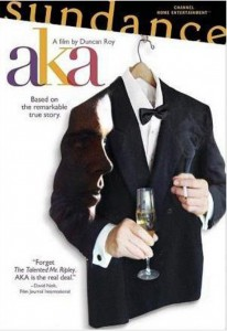 "Affiche du film ""AKA"""