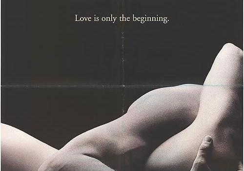 """Affiche du film """"Au-delà du désir"""""""