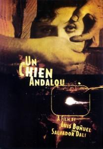 """Affiche du film """"Un Chien Andalou"""""""