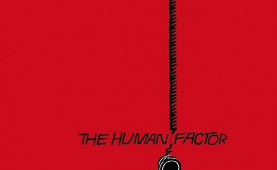 "Affiche du film ""The Human Factor"""