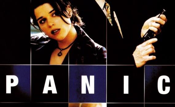 """Affiche du film """"Panic"""""""