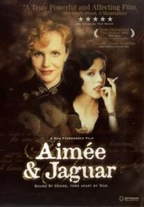 """Affiche du film """"Aimee & Jaguar"""""""
