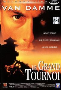 "Affiche du film ""Le Grand Tournoi"""