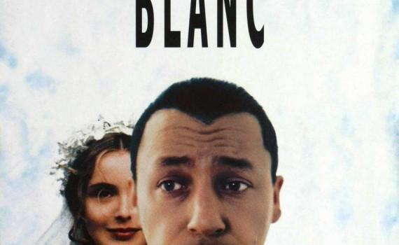"""Affiche du film """"Trois couleurs : Blanc"""""""
