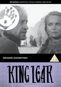 "Affiche du film ""Korol Lear"""