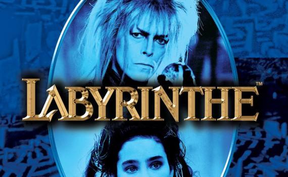 """Affiche du film """"Labyrinthe"""""""