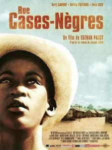 """Affiche du film """"Rue cases nègres"""""""