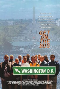 "Affiche du film ""Get on the Bus"""