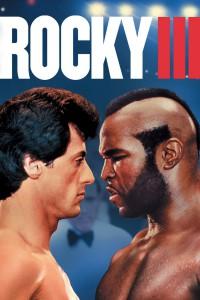 "Affiche du film ""Rocky III"""