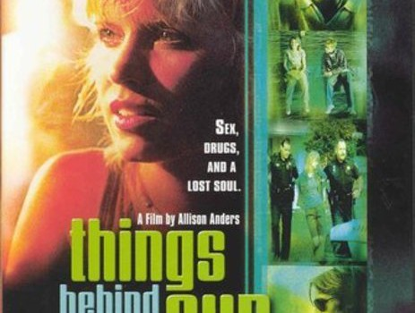 """Affiche du film """"Things Behind the Sun"""""""