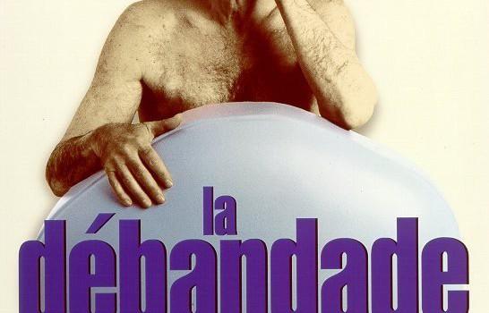 """Affiche du film """"La Débandade"""""""