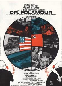 """Affiche du film """"Dr. Folamour"""""""