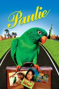 """Affiche du film """"Paulie,le perroquet qui parlait trop"""""""