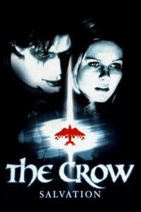 "Affiche du film ""The Crow 3 : Salvation"""